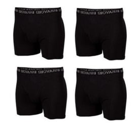 4x Giovanni Herenboxer Black-Pack