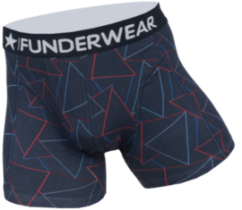 "Funderwear Heren Boxers ""Triangle Driehoek"""