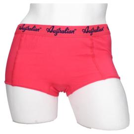 2x Australian Dames  Boxers Blauw-Roze