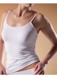 "Beeren Bodywear Dames Hemdje ""Elegance"" Wit"