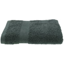 3x Handdoek 50x100 Smaragd Groen