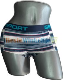 2x GS Sport Dames Print / Marine