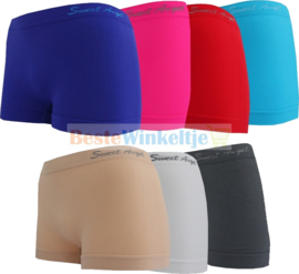 7x Sweet Angel Lage Damesboxers Color-pack