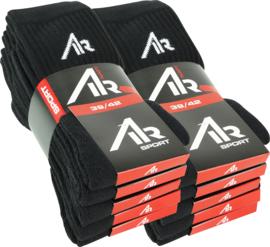 10x Naft Air Sokken Zwart