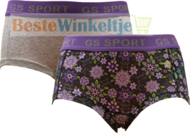 2x GS Sport Dames Print