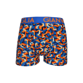 "3x Gianvaglia Heren Boxers ""Retro"""