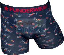 """Funderwear Heren Boxer """"Pitstop"""""""