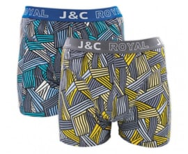 "J&C Herenboxer ""Basket"""