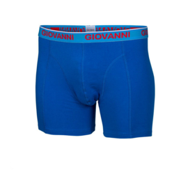 SALE! 2x Giovanni Herenboxer Blauw XL