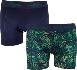 Australian Heren Boxers Jungle Fever 2-Pack