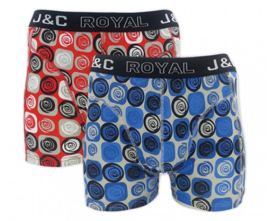 "J&C Herenboxer ""Swirls"""