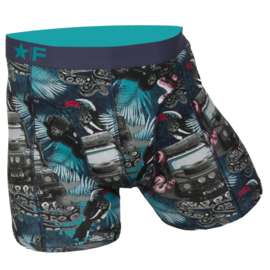 "Funderwear Heren Boxer ""Jeep / Jungle"""