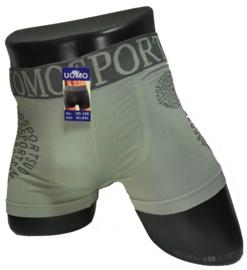 3x UOMO Sport naadloze Herenboxers Voordeelpak