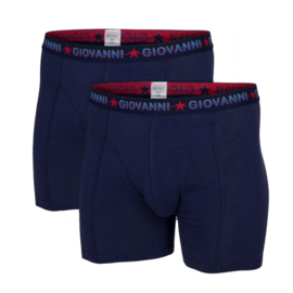 2x Giovanni Herenboxer Navy