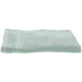 3x Handdoek 50x100 Mintgroen