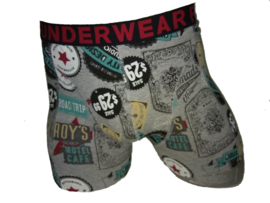 "SALE! Funderwear Boxershort ""Label"""