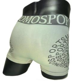 6x UOMO Sport naadloze Herenboxers Voordeelpak