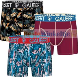 3x Gaubert Heren Boxers