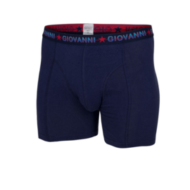 3x Giovanni Herenboxer Navy