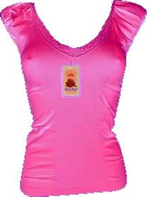 Sweet Angel naadloos dames shirt in verschillende kleuren
