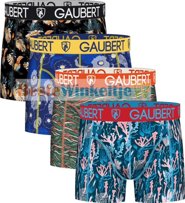 4x Gaubert Heren Boxers