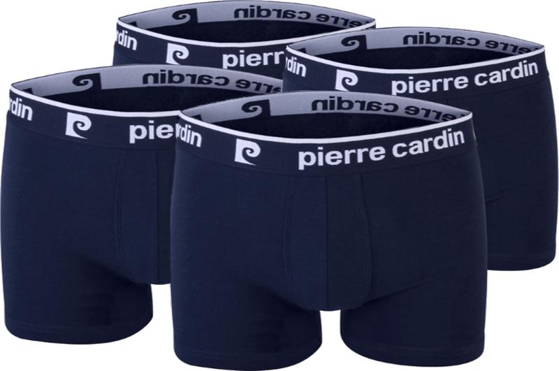 4x Pierre Cardin Herenboxer Navy 200366