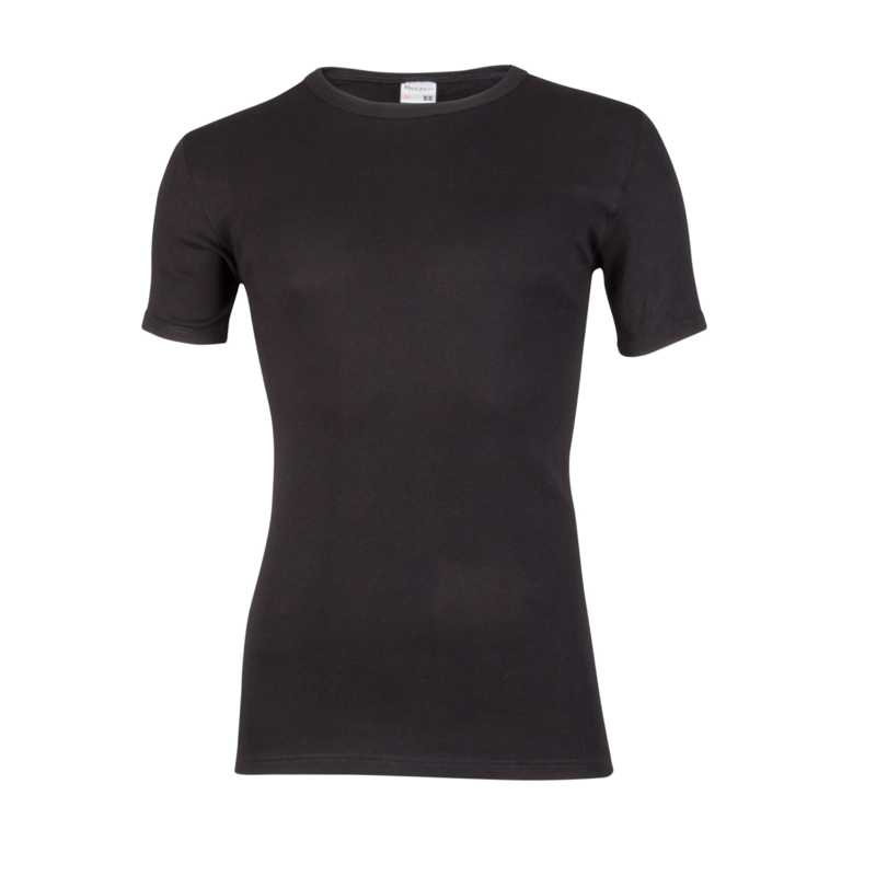3x Beeren Bodywear T-shirt Zwart M3000