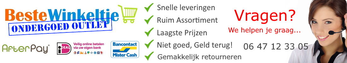 Bestewinkeltje.nl - Ondergoed Outlet