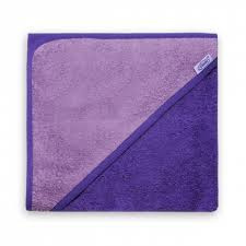 Badcape paars/lila