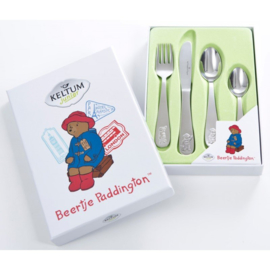 Kinderbestek Beertje paddington