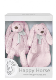 Giftbox Pink Rabbit Richie