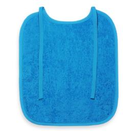 Slab turquoise met koordjes