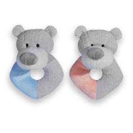 Rammelaar beer roze en/of blauw