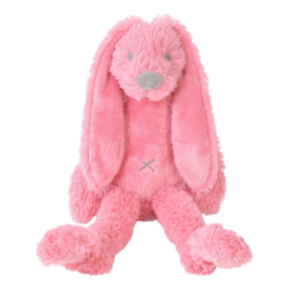 Tiny Deep Pink Rabbit Richie 28cm