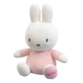 Nijntje / Miffy roze 22cm