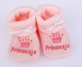 Slofjes Prinsesje roze