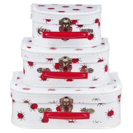 Koffertjes Small lieveheersbeest
