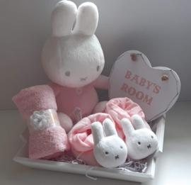 Cadeau pakket Nijntje Roze