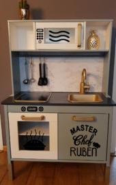 Stickerset Ikea Duktig keuken