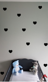 muursticker hartje