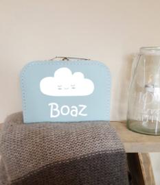 logeerkoffertje Boaz