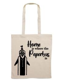 Tas vastenavend home is where the peperbus is