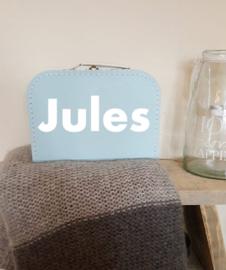 logeerkoffertje Jules