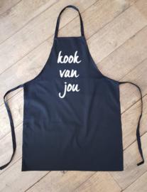 Schort kook van jou