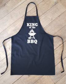 Schort king of the bbq