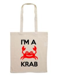 Tas vastenavend I'm a krab