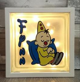 Decoratie glasblok met verlichting Bumba - Prijs vanaf
