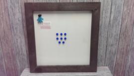 Magneetborden van steigerhout