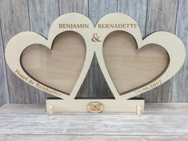 Gastenboek Bruiloft Bruiloft Ideeën Huwelijk Cadeau Charliez