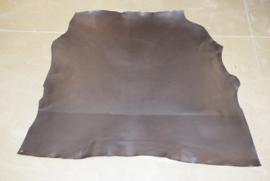 Hals natuurlijk gelooid 2mm bruin 1,10m²